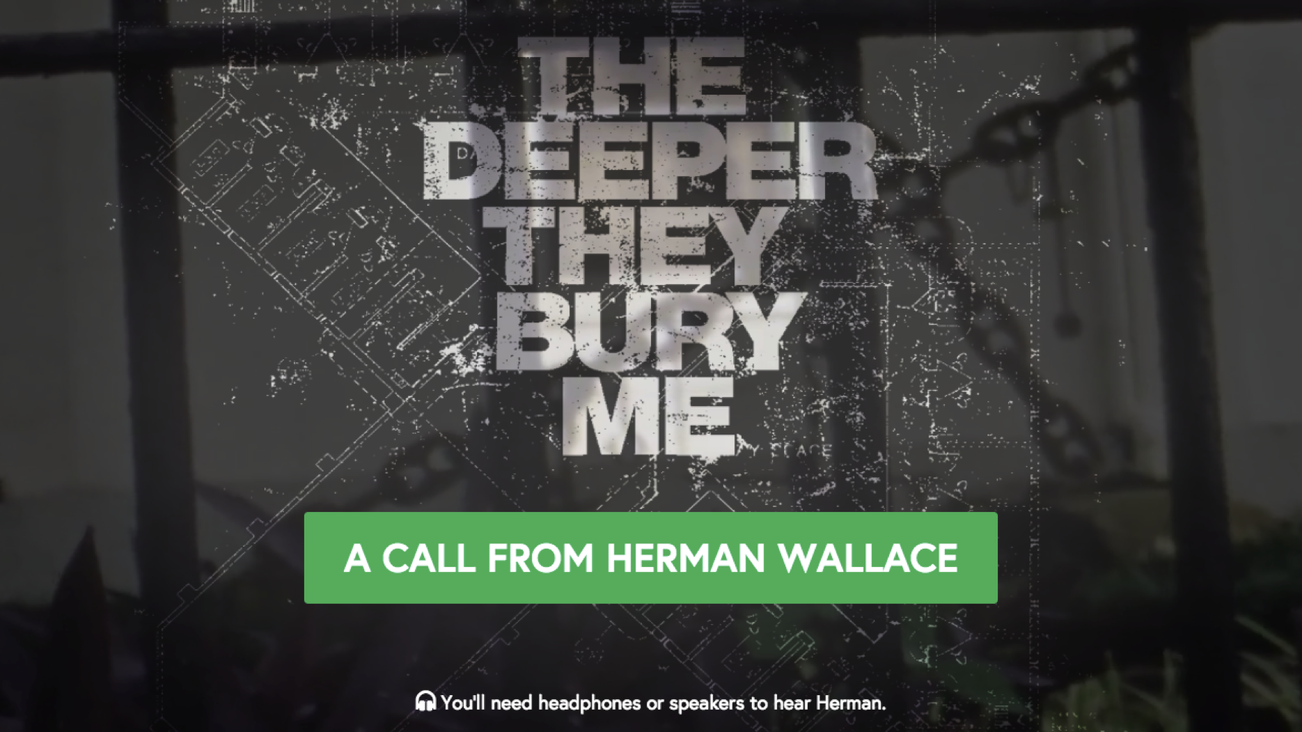 Call from Herman Wallace