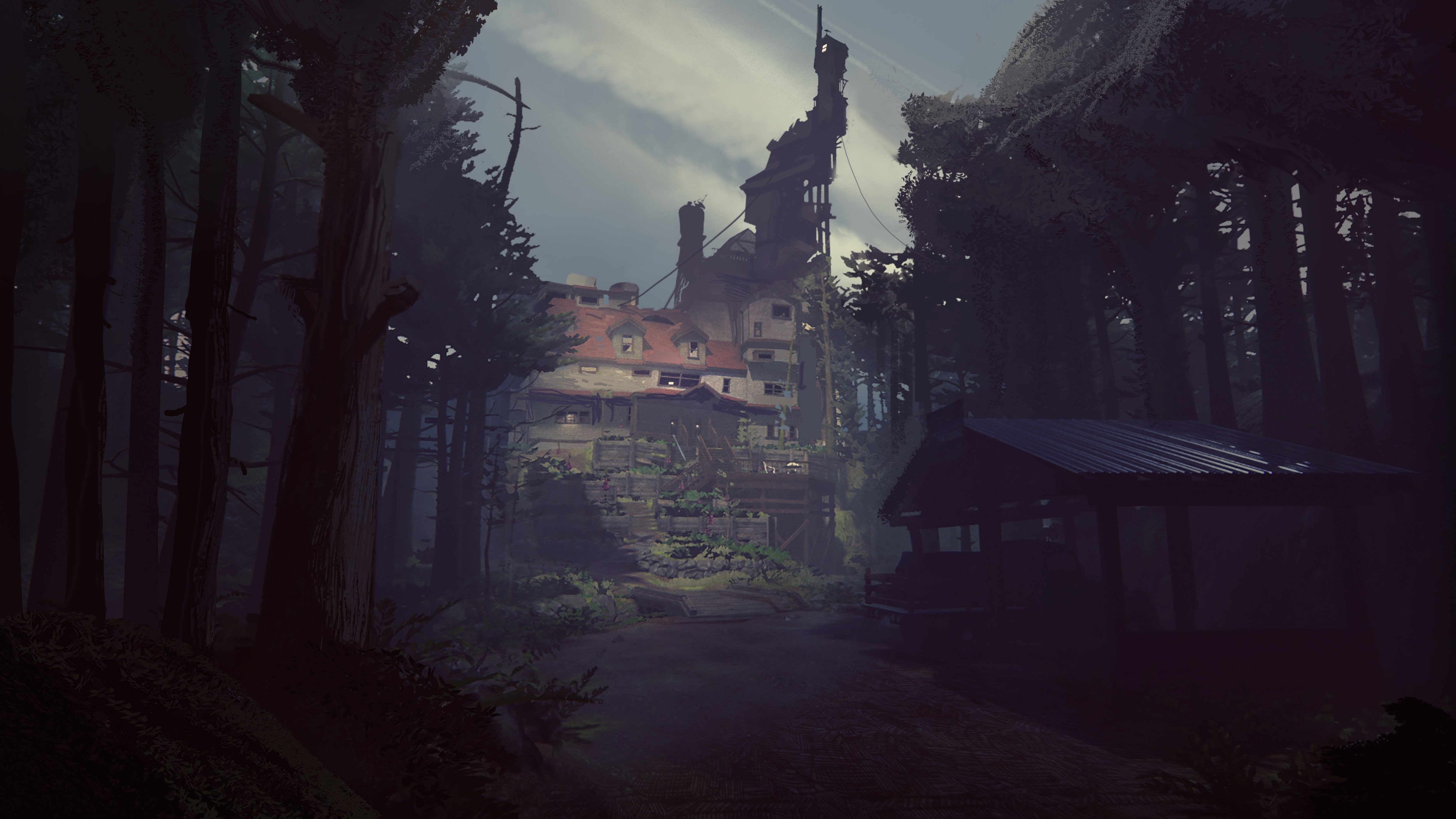 What Remains of Edith Finch-approach