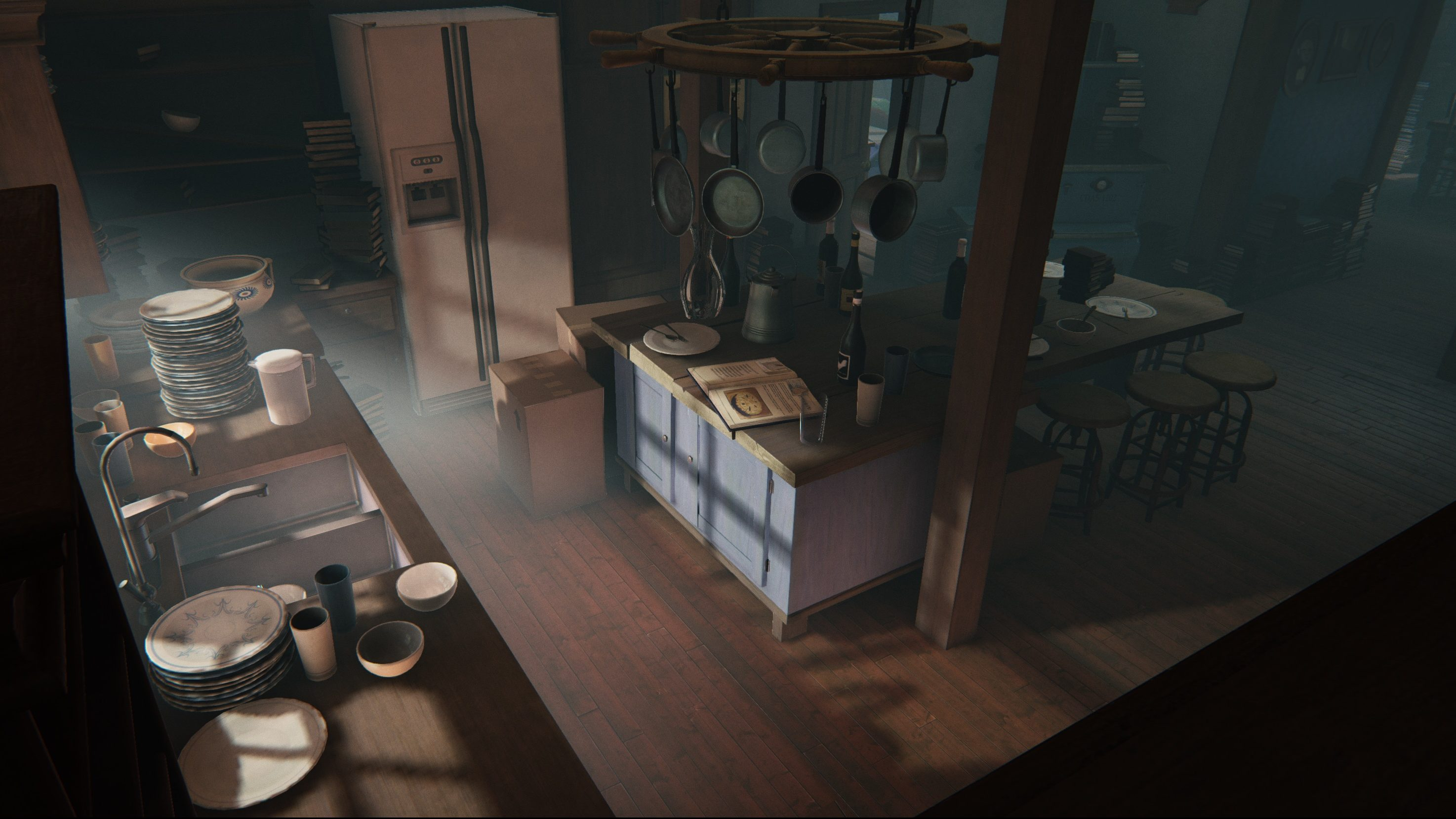 What Remains of Edith Finch-kitchen
