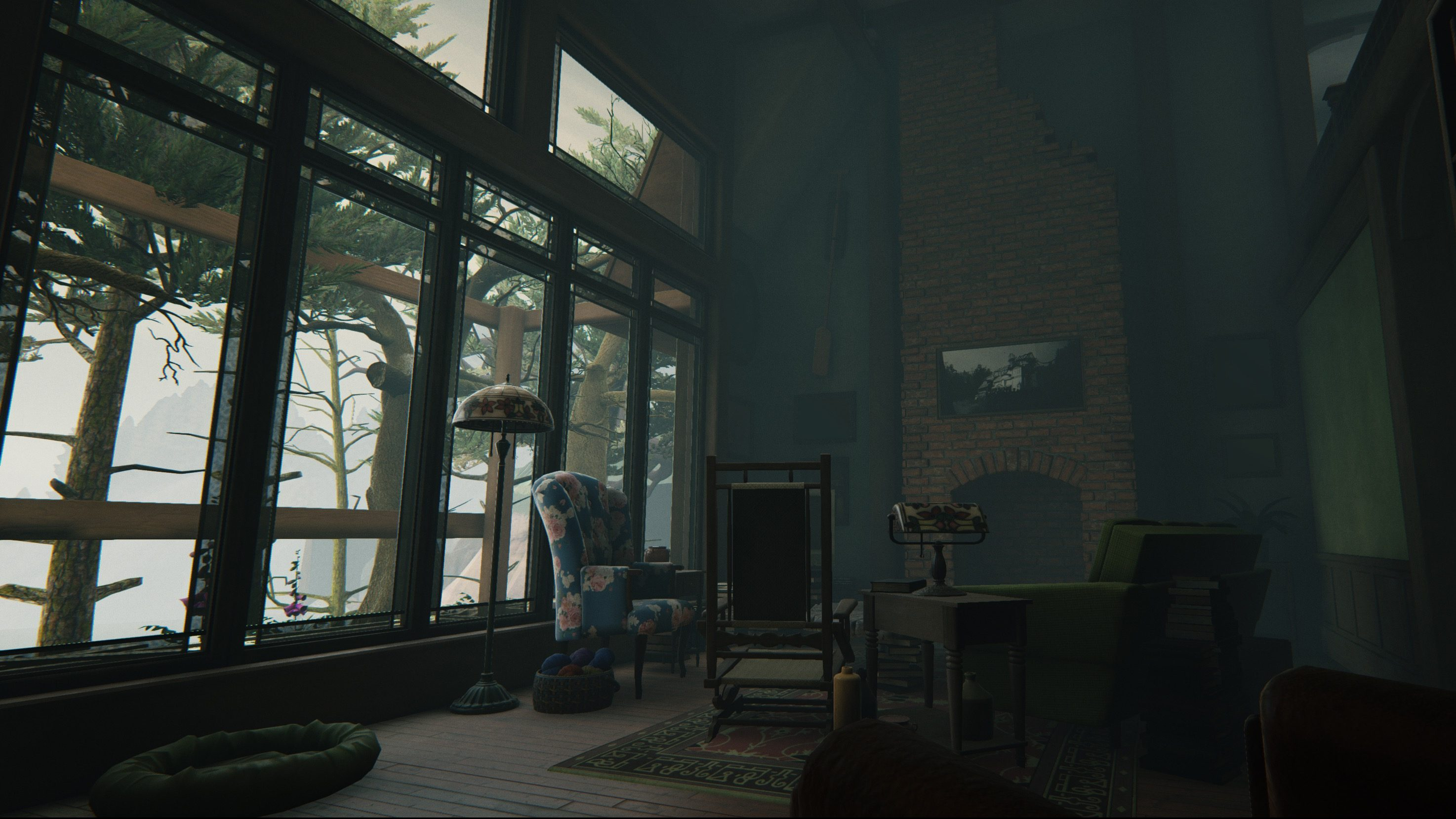 What Remains of Edith Finch-parlor