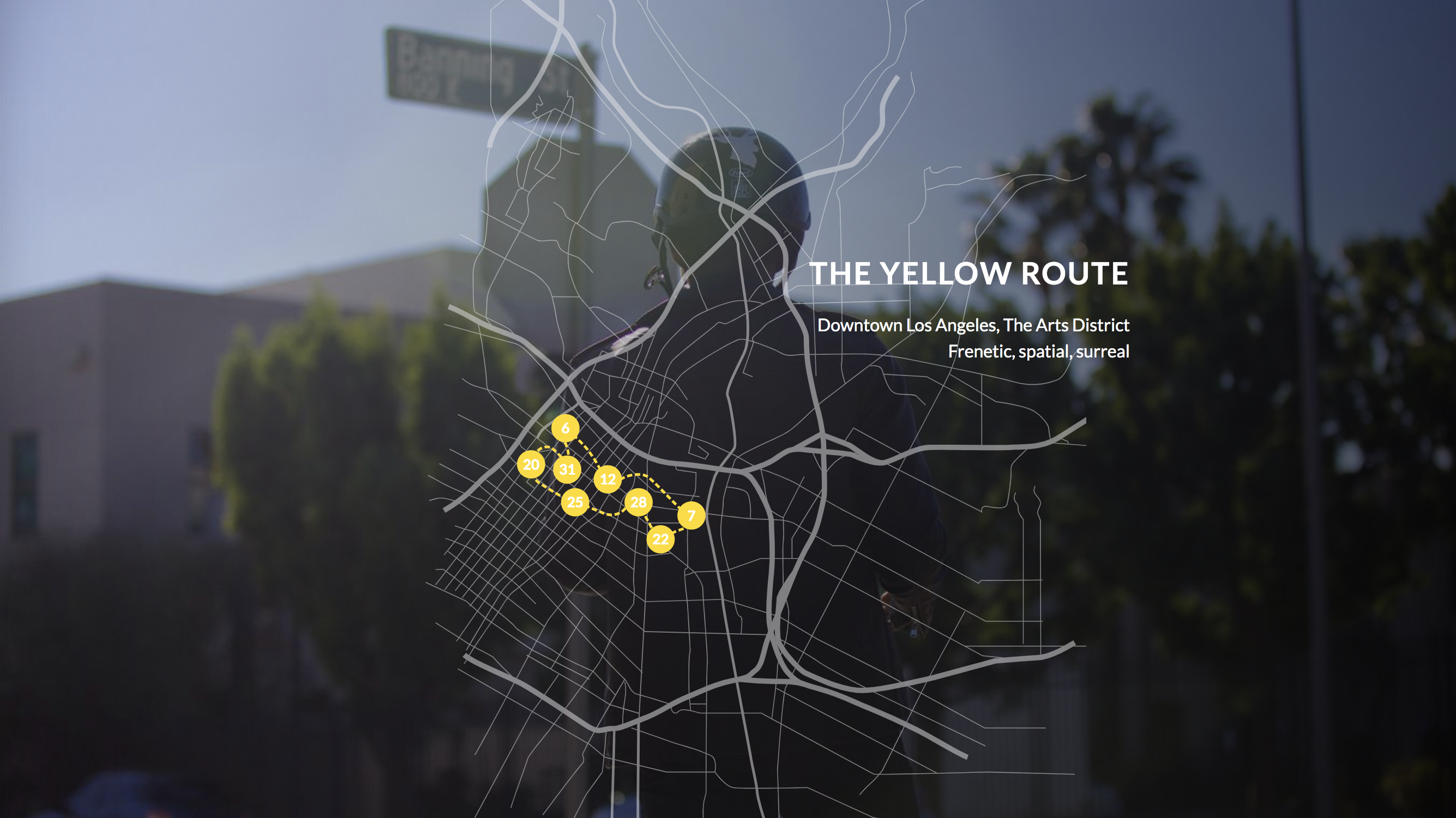 Yellow Route