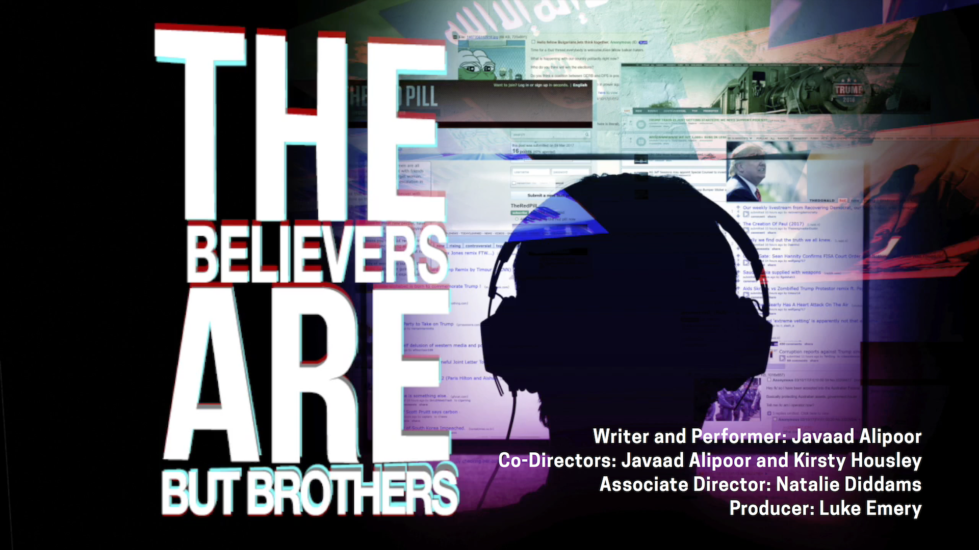 Believers Are But Brothers credits