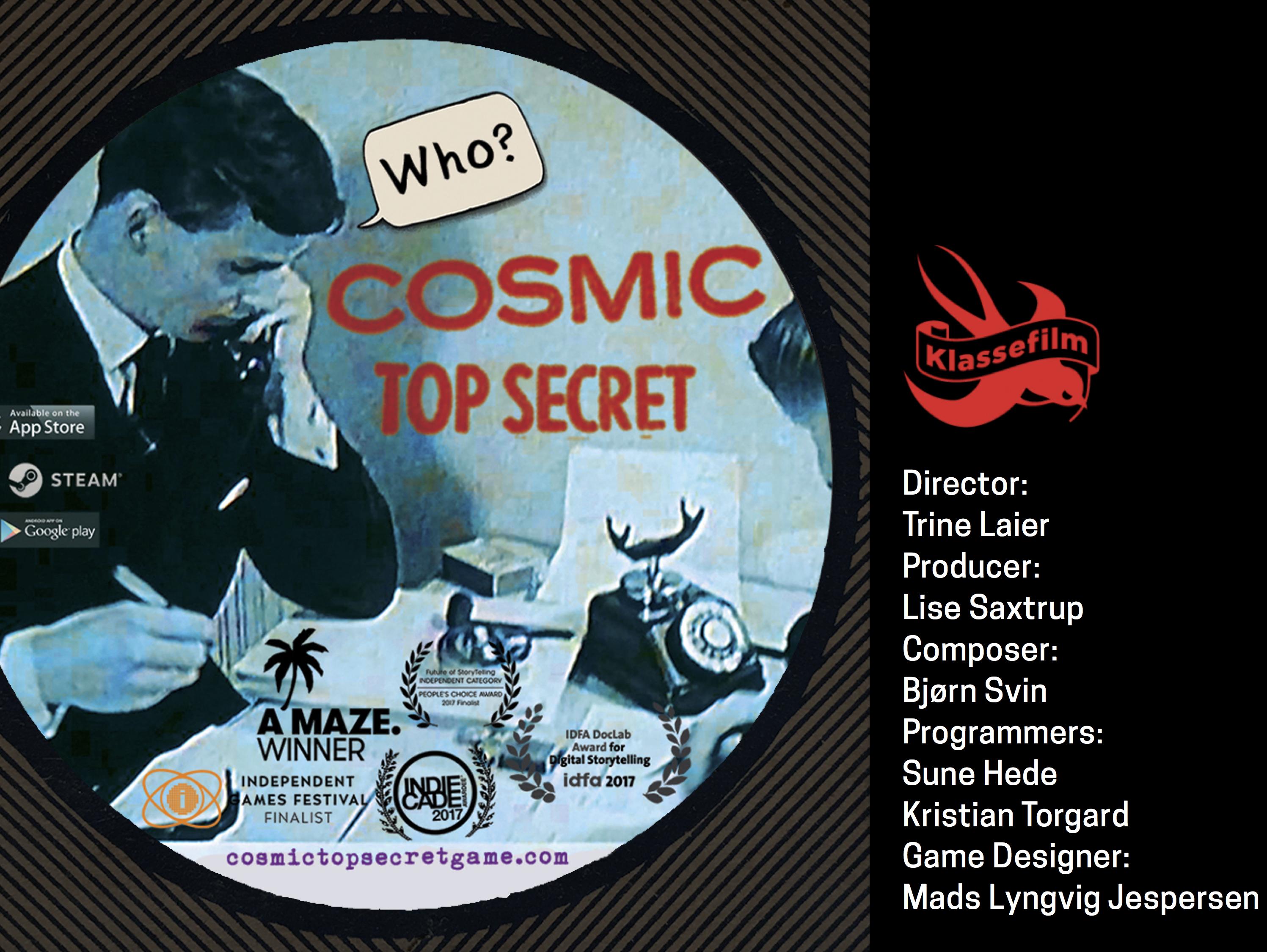 Cosmic Top Secret credits-1 copy
