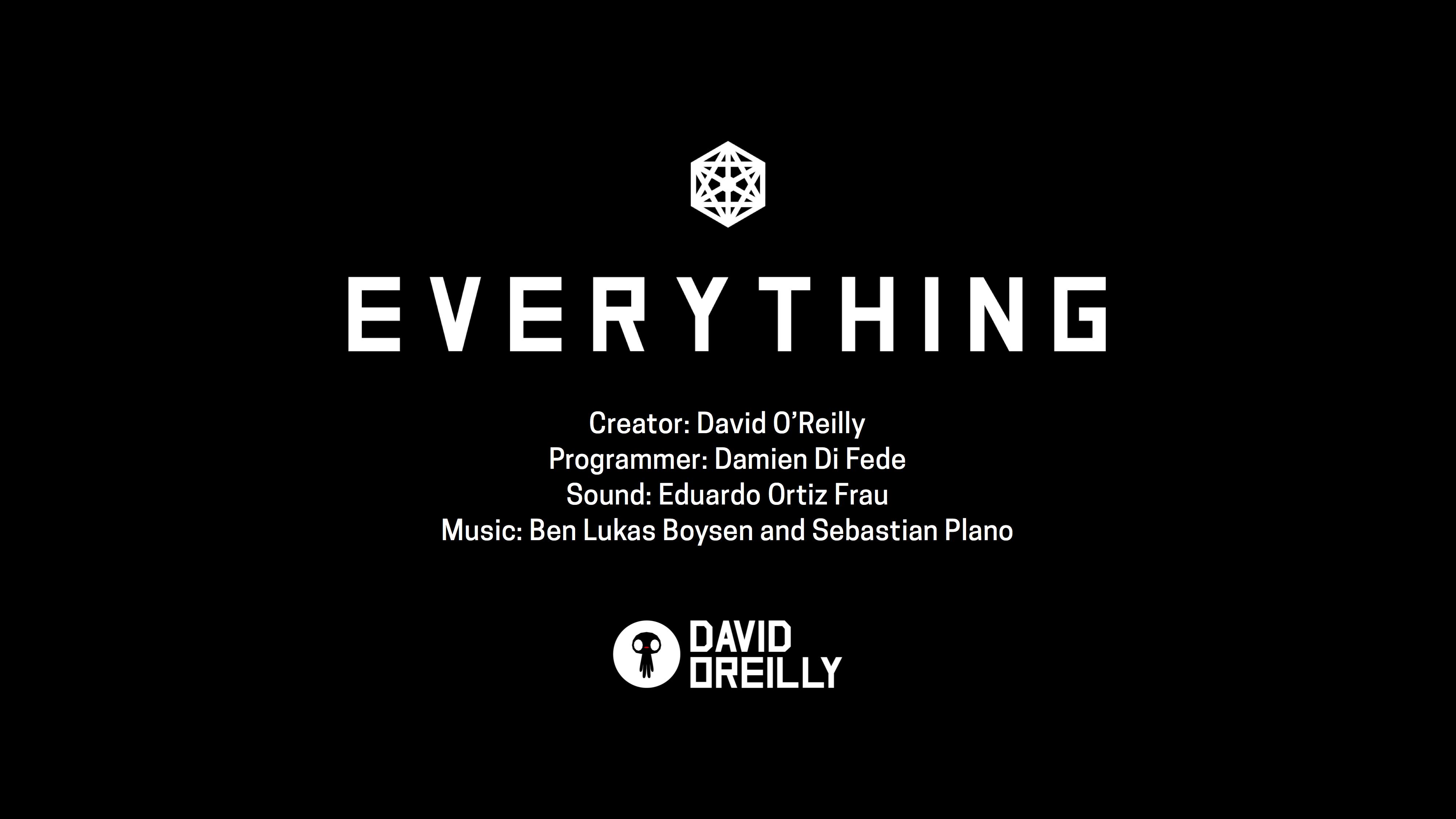 Everything credits