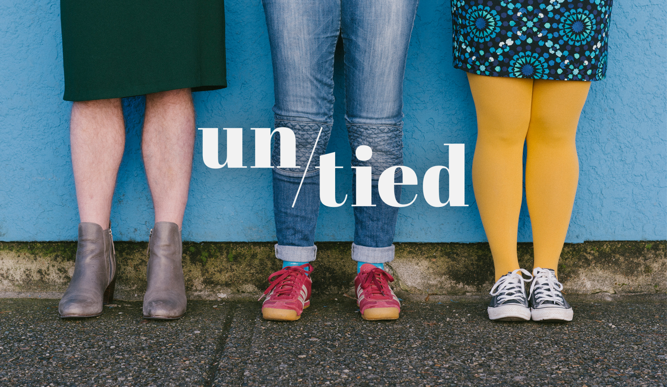 Untied Shoes Cover