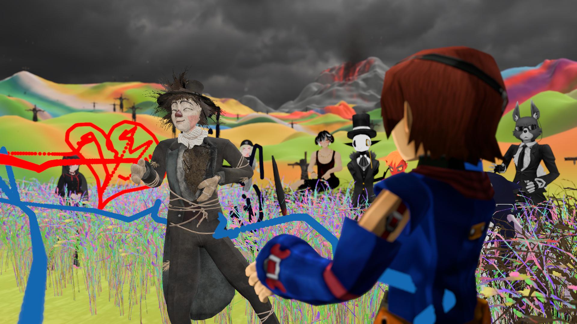 Scarecrow VRC 4 – Sngmoo Lee
