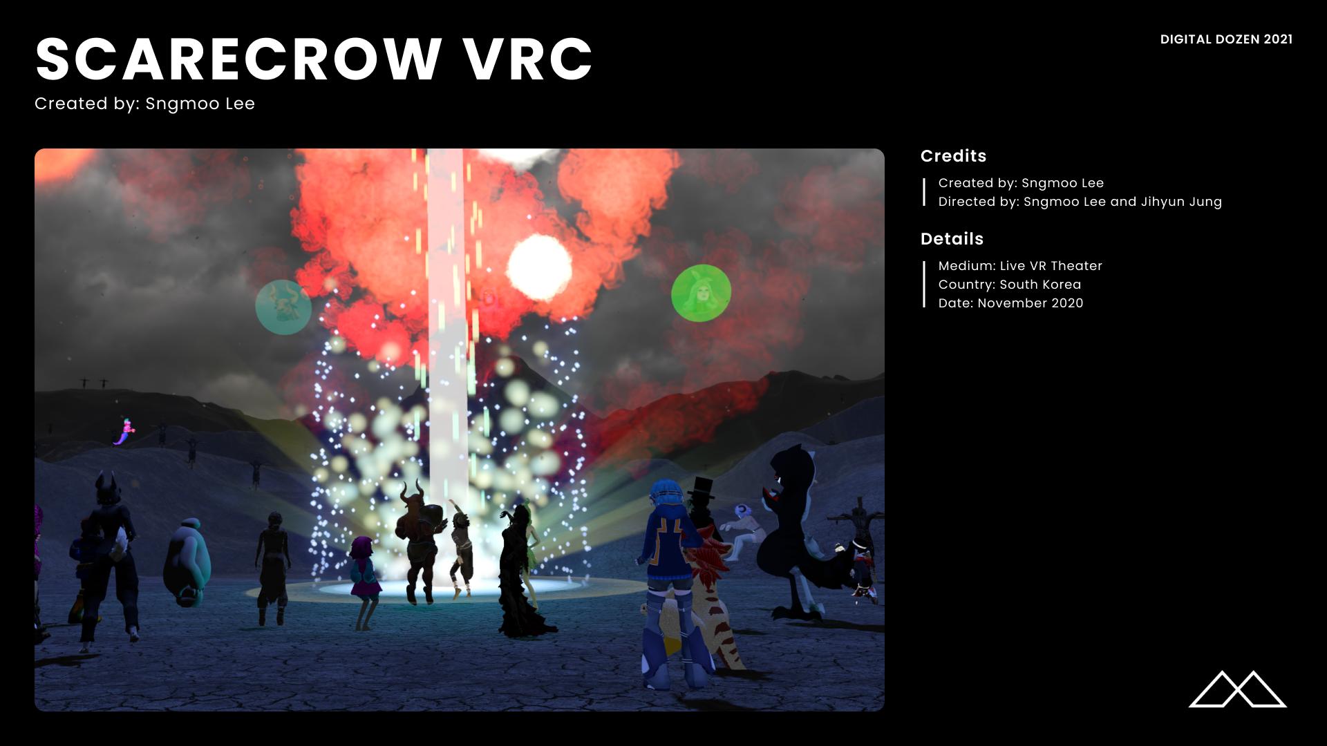 Scarecrow VRC Credits